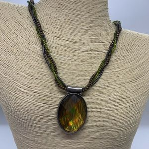 Laura Ashley Beaded Necklace